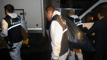 بطائرة بدون طيار  ..  فريق من (15) شخص يعيد تفتيش منزل القنصل السعودي في اسطنبول مرة اخرى