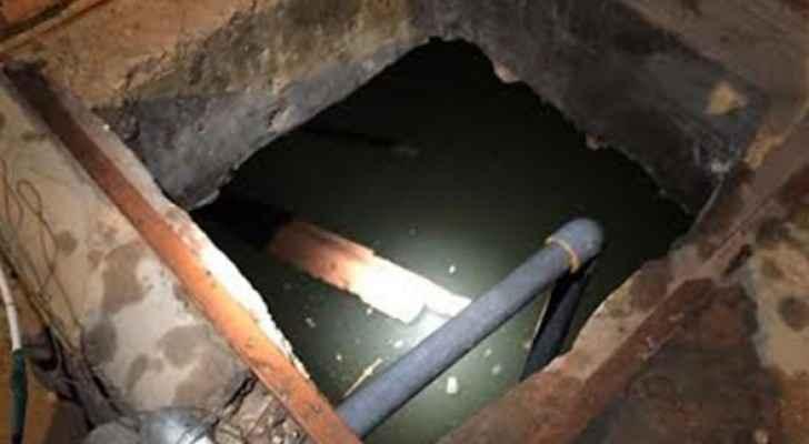 جرش: وفاة طفل نتيجة غرقه بخزان مياه