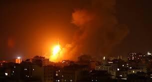 استشهاد شابين في قصف للطيران الإسرائيلي شرق خان يونس