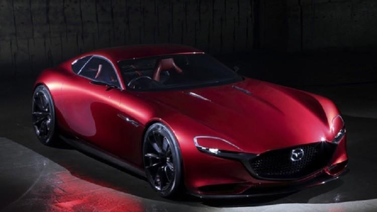 """مازدا تصمم سيارة رياضية مزودة بمحرك """"وانكل"""""""