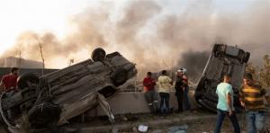 """المخابرات الأمريكية تكشف تفاصيل انفجار مرفأ بيروت  ..  هل """"حزب الله"""" هو المسؤول؟"""
