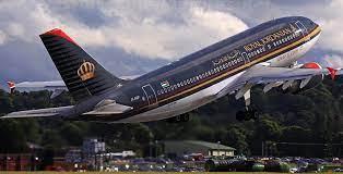 اخلاء 133 راكباً على متن الملكية بسبب جرس إنذار