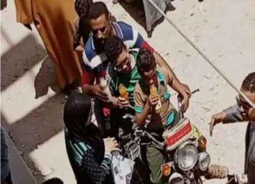 """مفاجأة من العيار الثقيل ..  مصرية تقتل أطفالها الثلاثة بالسم من أجل """"صديقها"""""""