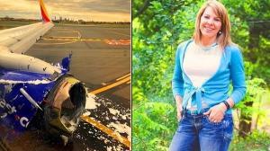 """قصة الراكبة التي """"شفطها"""" الضغط إلى نافذة الطائرة وقتلها  ..  صور و فيديو"""