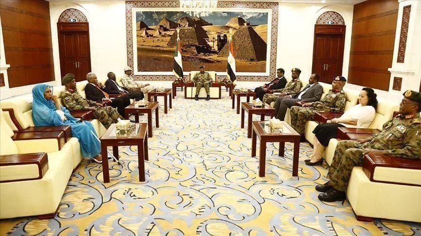 مجلس السيادة السوداني يقر موازنة 2021