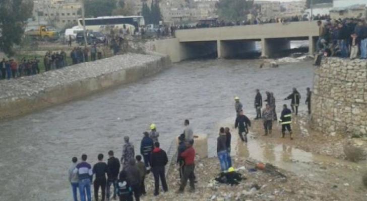 """سيل الزرقاء: إجراءات """"ترقيعية"""" لمواجهة فيضانات مرتقبة"""