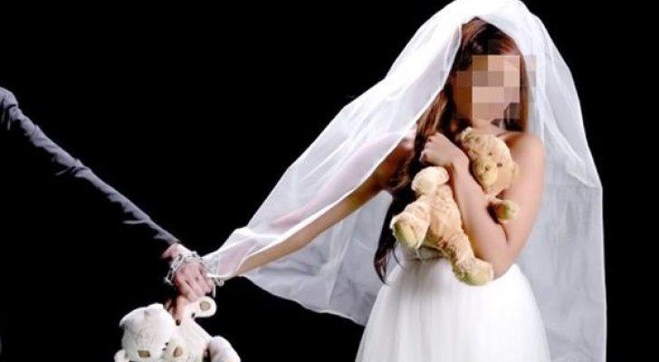 انتحار طفلة عراقية أجبرت على الزواج من ابن عمها