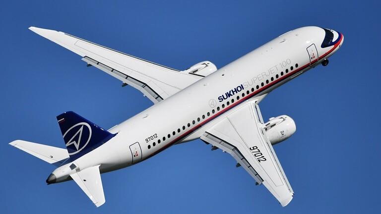 """بالفيديو  ..  روسيا تطور نماذج جديدة من طائرات """"سوخوي"""" المدنية"""