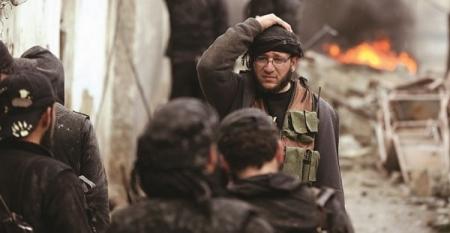 اردني يفجر نفسه على حاجز للجيش الحر بدرعا