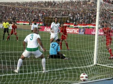 """المنتخب الاردني """"النشامى"""" ثاني أفضل منتخب آسيوي هجوما في تصفيات المونديال"""