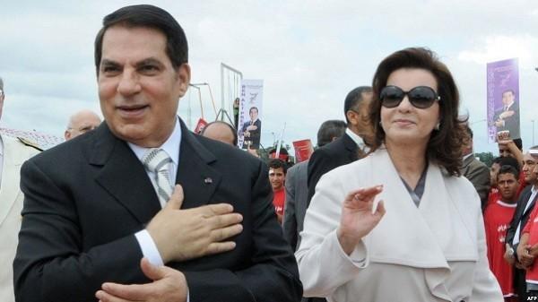 """أسطول سيارات زين العابدين بن علي """"الفارهة جداً"""" في مزاد بتونس"""