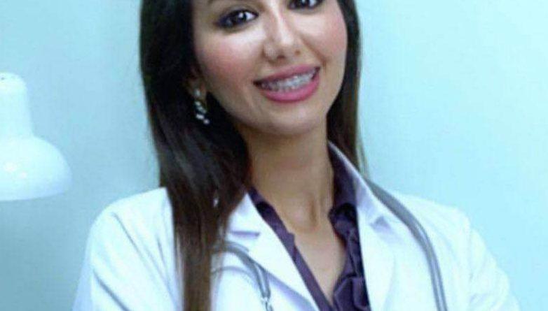 """بالصور و الفيديو  ..  إصابة أشهر طبيبة عراقية حسناء تحمل رتبة عسكرية بـ""""كورونا""""  ..  تعرفوا على """"الدكتورة شهد""""التي أشعلت المواقع"""