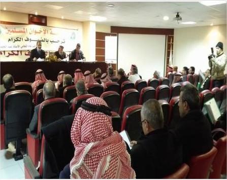 عبدالمجيد الذنيبات مراقبا عاما لجمعية الإخوان