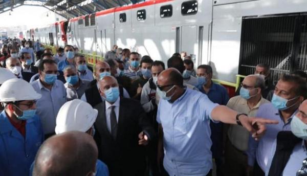 """مصر تبعث برسالة """"صارمة"""" في كارثة حوادث القطارات"""