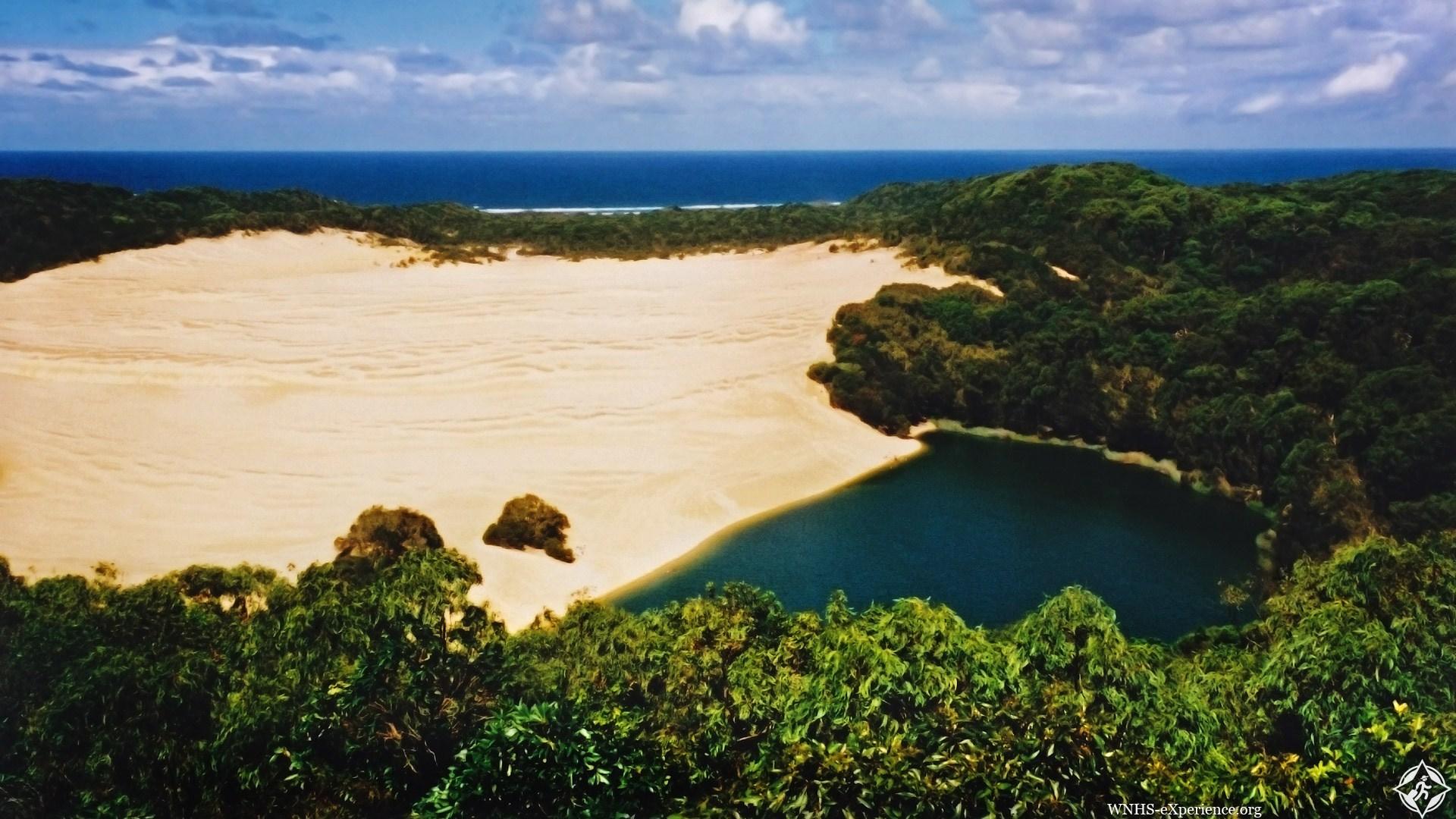 """جزيرة """"فريزر"""" بأستراليا ..  جنة الأحلام لكل مسافر .. صور"""