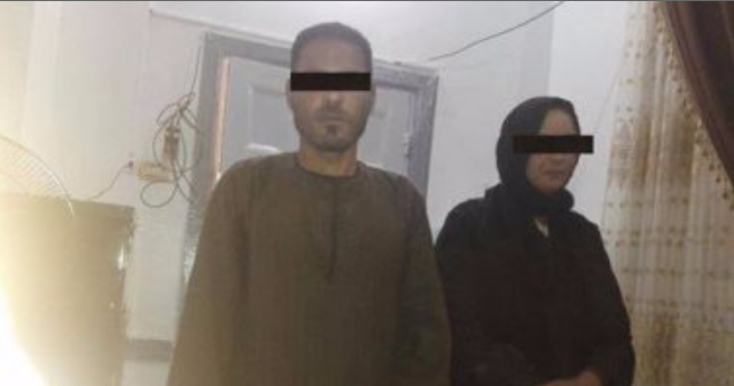 مصريّة ذبحت زوجها أمام طفله بمساعدة عشقيها ثم ذهبا لحضور حفل زفاف  ..  تفاصيل مفجعة