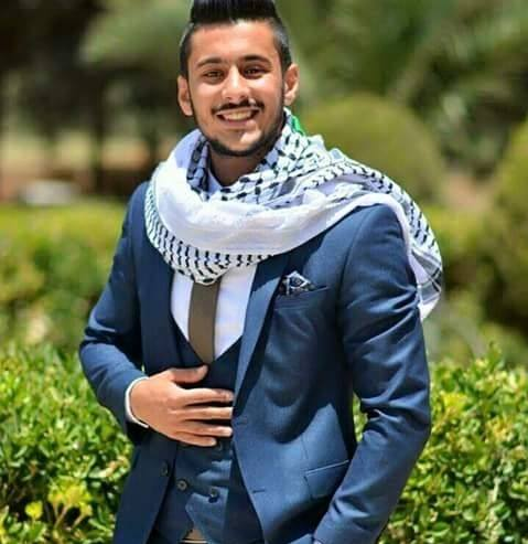 وليد ابو نافز مبارك التخرج
