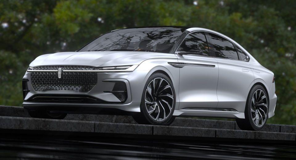 لينكون تكشف عن سيارة زيفر الاختبارية المستقبلية