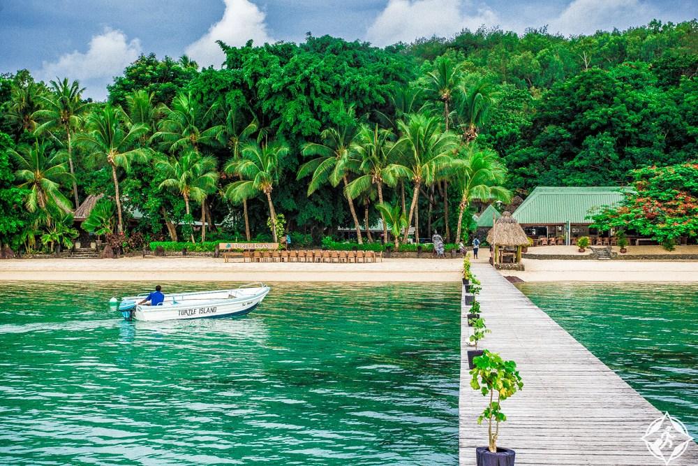 لماذا يشعر المسافر إلى جزر فيجي بالسعادة ؟ .. صور