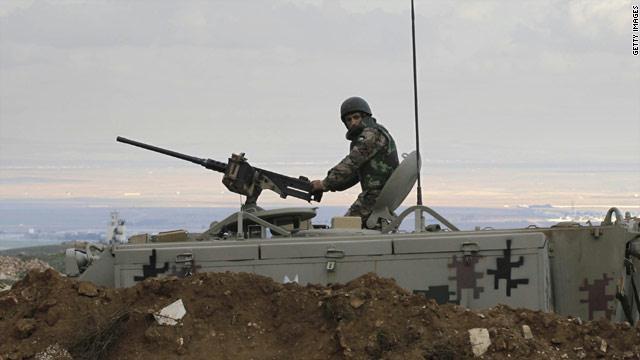 الألمانية : تحشيد للقوات الأمريكية والأردنية على الحدود السورية