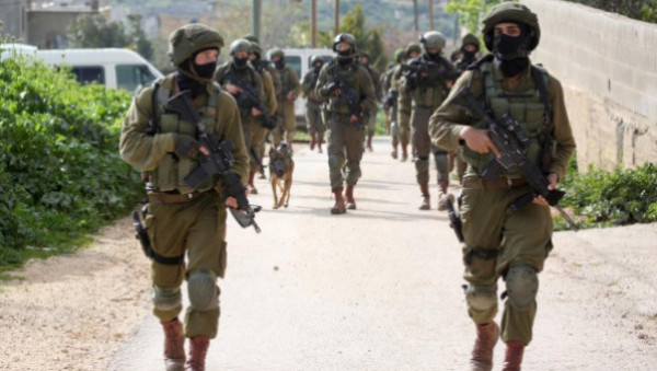 جيش الاحتلال يعتدي على عدد من المواطنين ويمنعهم من دخول بيت إكسا