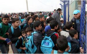 """ضغط اللجوء يعيد مدارس إربد لـ""""الفترتين"""""""