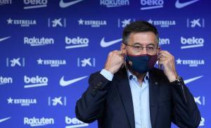 برشلونة يبدأ أولى خطوات حجب الثقة عن بارتوميو