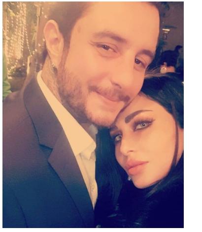 أحمد الفيشاوي يعبر عن حبه لزوجته بطريقته الخاصة