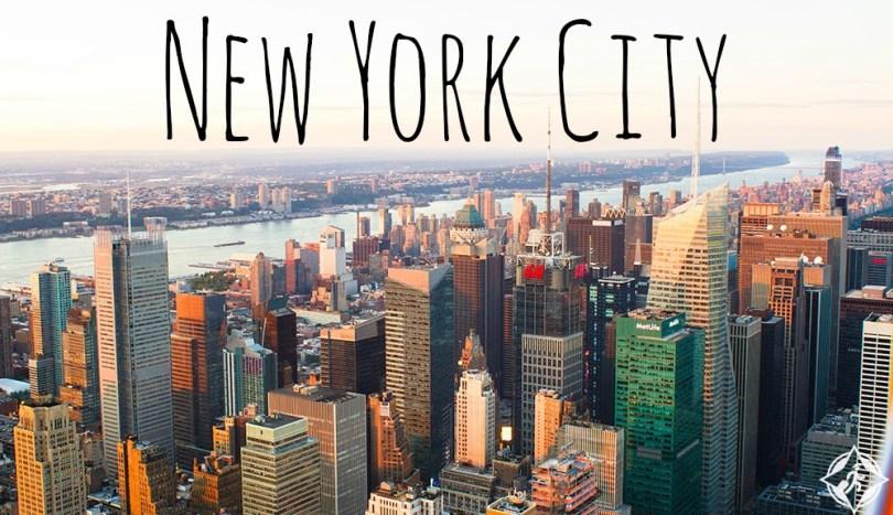 بالصور  .. دليلك إلى أفضل الاماكن السياحية في نيويورك