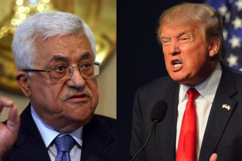 """كيف رد """"البيت الأبيض"""" على وصف """"عباس"""" للسفير الامريكي في اسرائيل بـ""""ابن الكلب"""""""