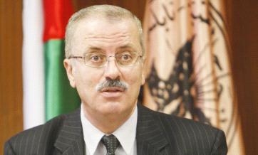 الحكومة الفلسطينية الجديدة تؤدي اليمين