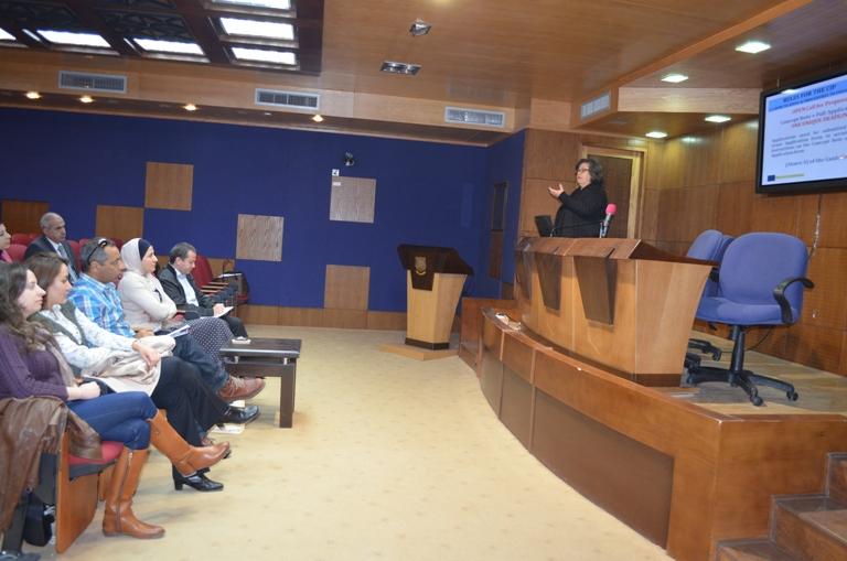 الدورة الثانية للمجلس الأعلى للعلوم والتكنولوجيا في جامعة عمان الأهلية (SRTD II)
