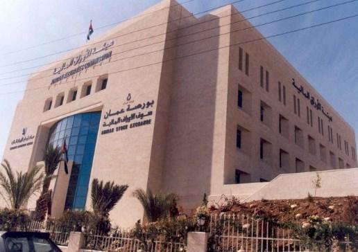 بورصة عمان تغلق تداولاتها على 5.3 مليون دينار