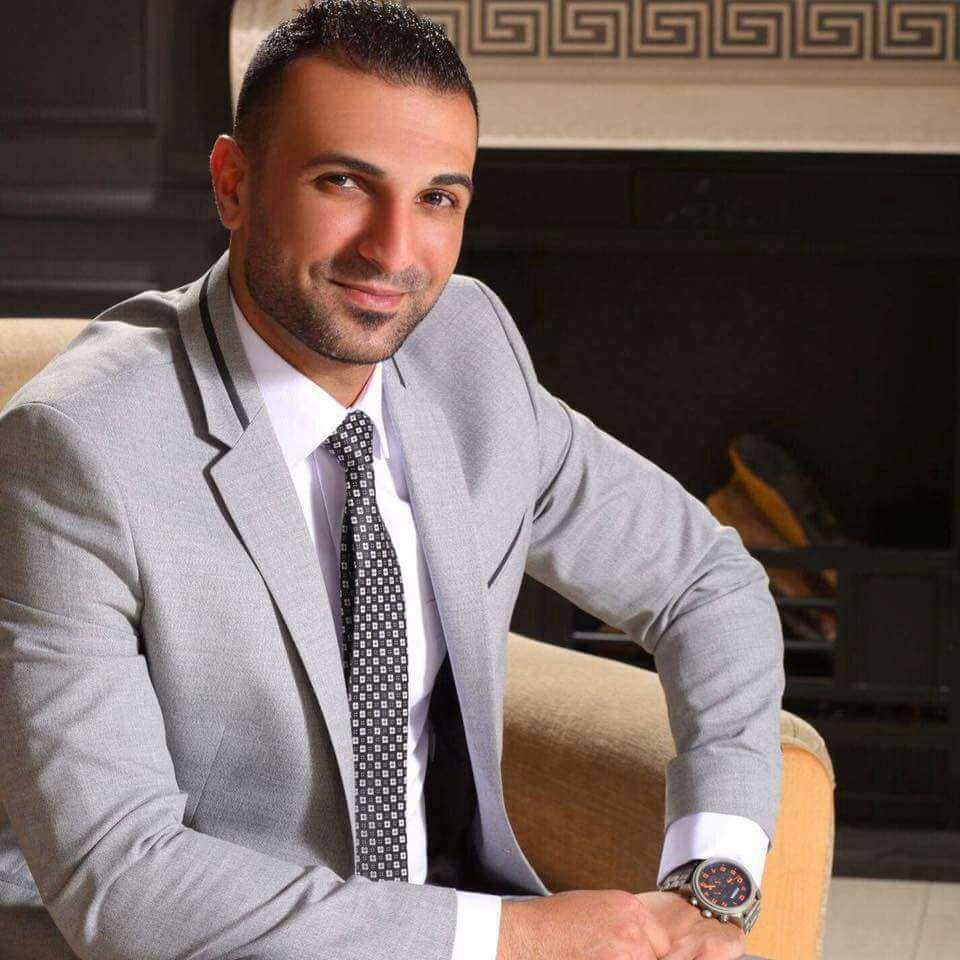 الاستاذ محمد يوسف المبيضين  .. مبارك