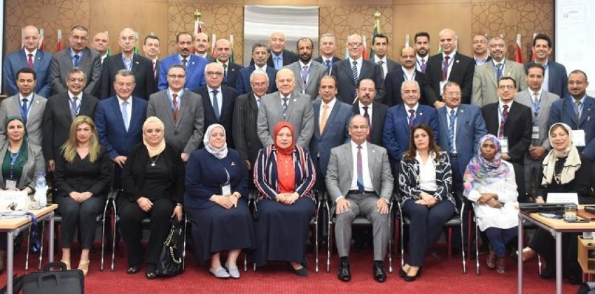 """""""عمان الأهلية"""" تختتم مشاركتها في الملتقى العربي للقيادات الجامعية"""