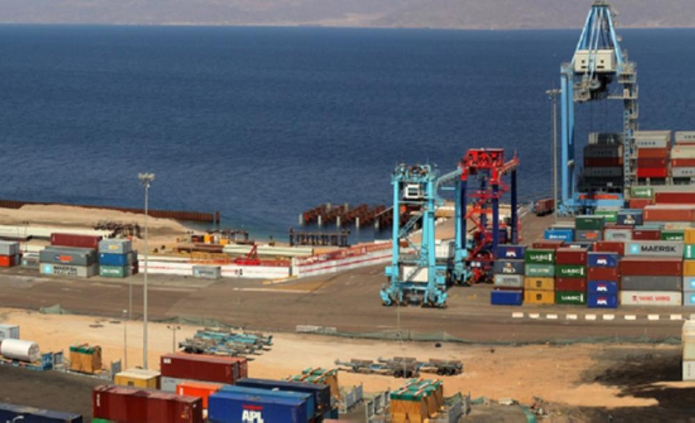 حجم المناولة للحاويات في ميناء العقبة بلغ 89225 حاوية مكافئة في آب