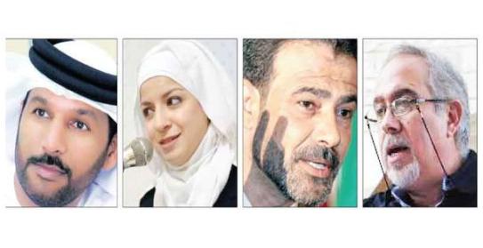 شعراء أردنيون يشاركون في مهرجان الشارقة للشعر العربي