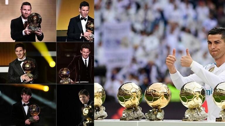 """رئيس تحرير مجلة """"فرانس فوتبول"""" يكشف مصير الكرة الذهبية لعام 2020"""