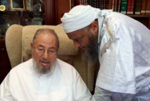 """إصابة الشيخ """"يوسف القرضاوي"""" بفيروس كورونا و هذه حالته الصحية"""