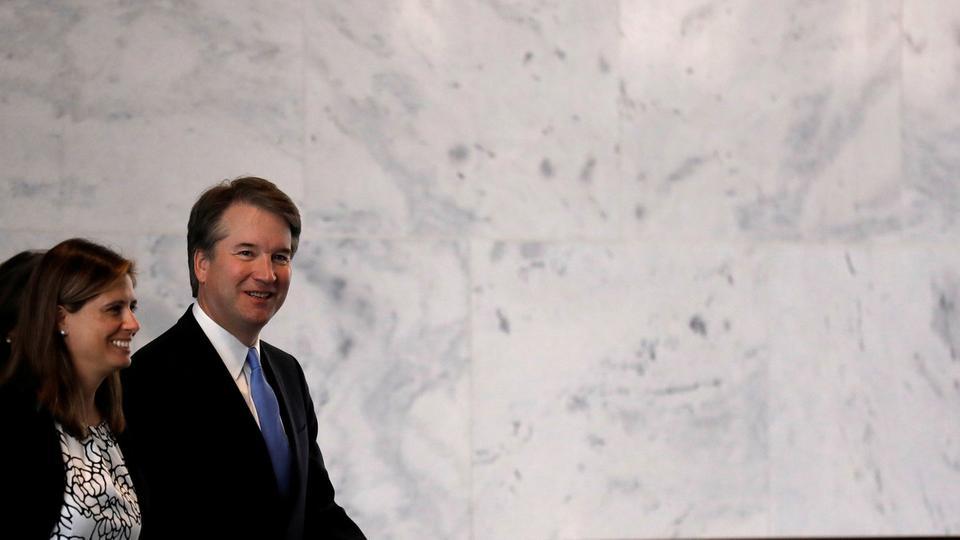 شكوى جديدة بالتحرش الجنسي ضد مرشح ترمب للمحكمة العليا