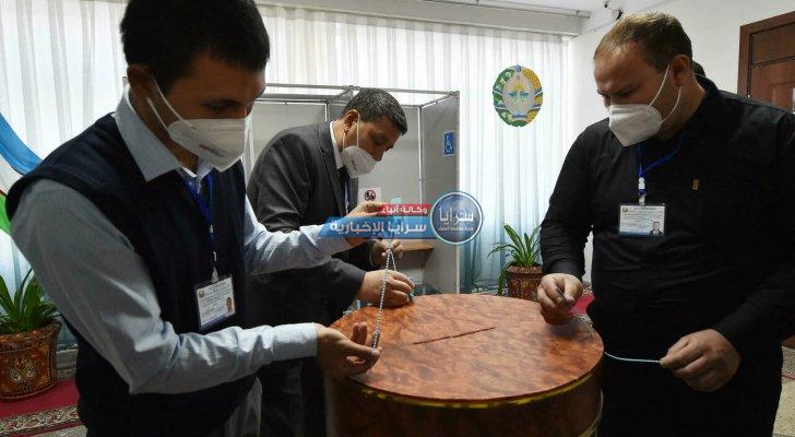 انطلاق الانتخابات الرئاسية في أوزبكستان الأحد