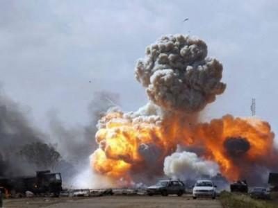 شاهد بالفيديو : طائرات الناتو تقصف مسجد في افغانستان!