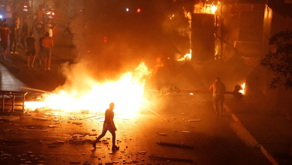 بالفيديو .. قتيل بإطلاق نار بطرابلس في لبنان