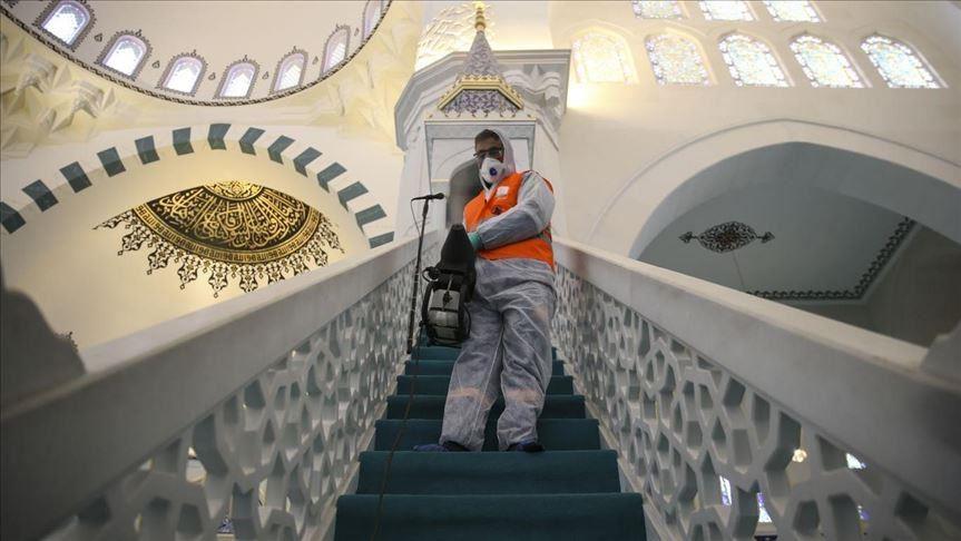 الأوقاف تؤكد الاستمرارية في إغلاق المساجد