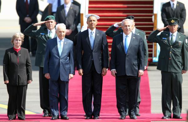 """أوباما يؤكد أن التحالف مع إسرائيل """"أبدي"""""""