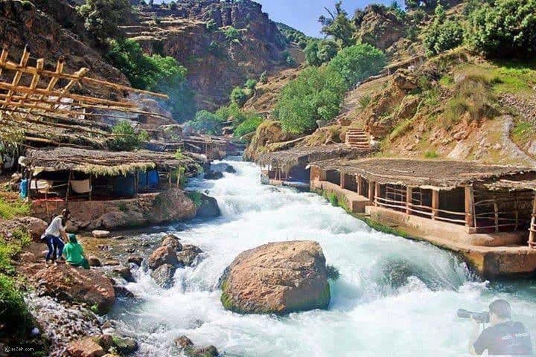 بالصور  ..  شاهد أجمل المناطق في خنيفرة المغرب