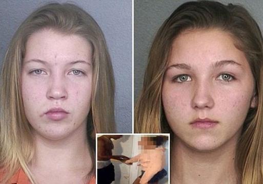 جرائم المراهقات : تعرضت للضرب و التعذيب و محاولة الاعتداء عليها!