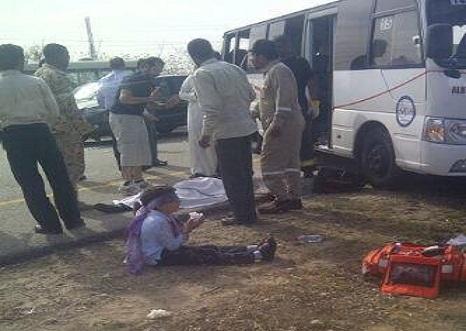 وفاة طفل أردني بحادث بشع في السعودية