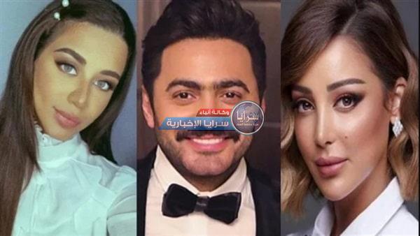 القصة الكاملة لزواج تامر حسني عرفياً من الفنانة يارا السكري