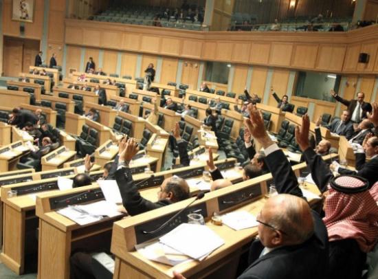 قانونية النواب تستمع لآراء المواطنين حول مشروع قانون الانتخاب بمأدبا